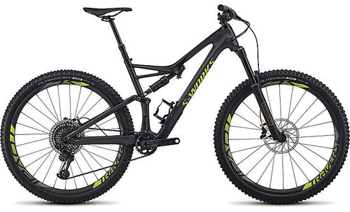 Specialized S-Works Stumpjumper 27/6Fattie
